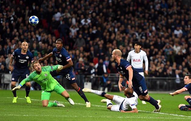Лукас Моура показал атакующий футбол высшего класса, но забить так и не смог