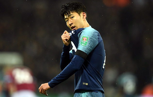 Сон Хын Мин отпраздновал свой 150-й матч за Шпор дублем в ворота Вест Хэма