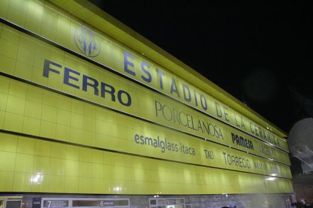 Стадио Керамика, домашняя арена Вильярреала