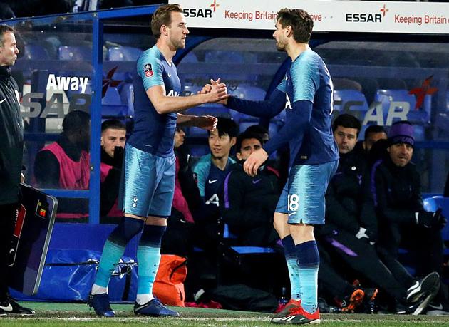 Льоренте и Кэйн забили Транмиру 4 гола на двоих