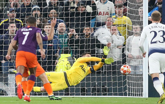 Юго Льорис взял уже третий пенальти в 2019-м году