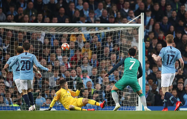 Сон Хын Мин стал лучшим азиатским бомбардиром в истории Лиги Чемпионов с 12-ю голами