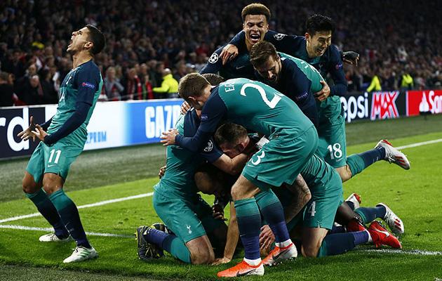 Аякс - Тоттенхэм Хотспур 2:3 (Лиги Чемпионов 2018/19)