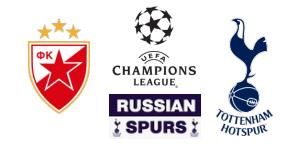 crvena_zvezda_tottenham_UEFA Champions League