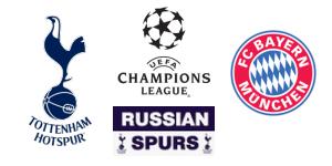 tottenham_bayern_UEFA Champions League