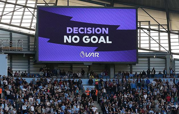 VAR, отменяющий гол Манчестер Сити в добавленное время, становится традицией