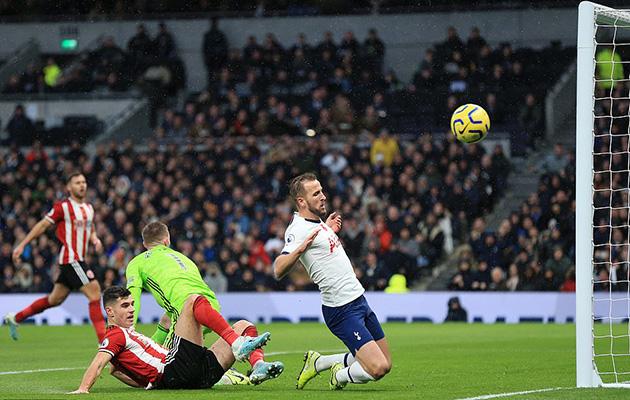 Тоттенхэм Хотспур - Шеффилд Юнайтед 1:1 (12-й тур АПЛ 2019/20)