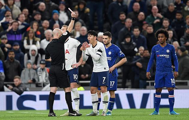 Тоттенхэм Хотспур - Челси 0:2 (18-й тур АПЛ 2019/20)