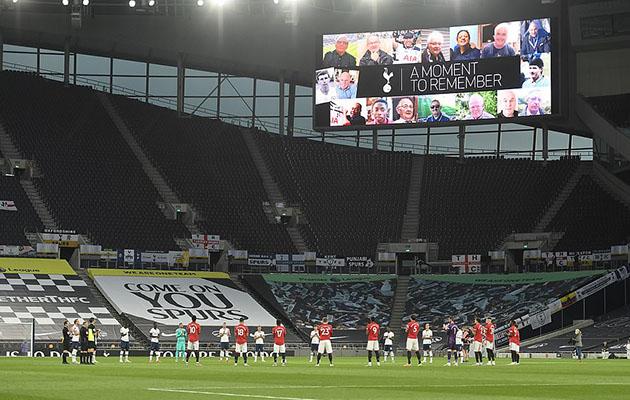 Тоттенхэм Хотспур - Манчестер Юнайтед 1:1 (30-й тур АПЛ 2019/20)