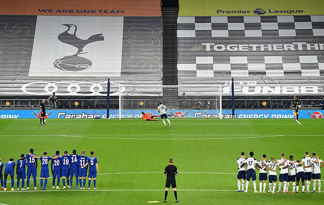 Тоттенхэм Хотспур - Челси 1:1 [5:4 пен] (Кубок Лиги 2020/21)