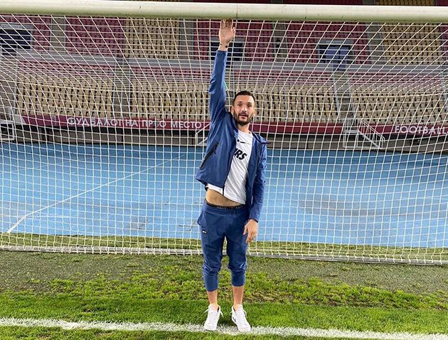 Шкендия Тетово - Тоттенхэм Хотспур 1:3 (Лига Европы 2020/21)