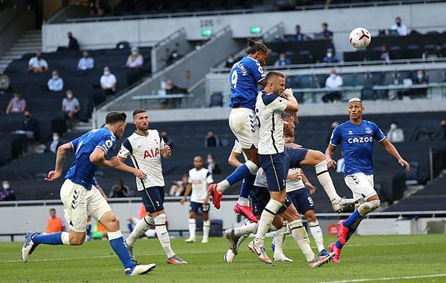 Тоттенхэм Хотспур - Эвертон 0:1 (1-й тур АПЛ 2020/21)