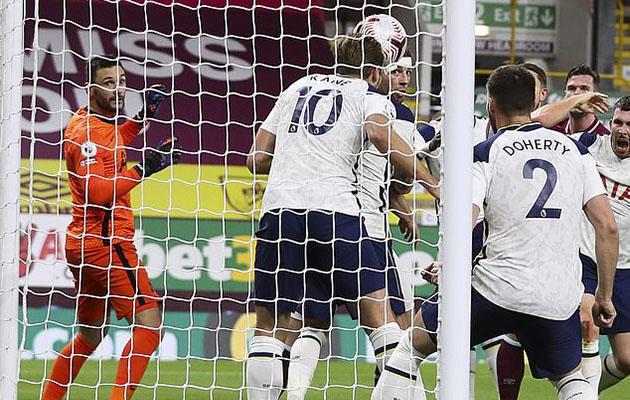 Бернли - Тоттенхэм Хотспур 0:1 (6-й тур АПЛ 2020/21)