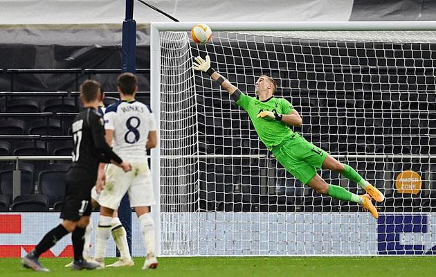 Тоттенхэм Хотспур - ЛАСК 3:0 (Лига Европы 2020/21)