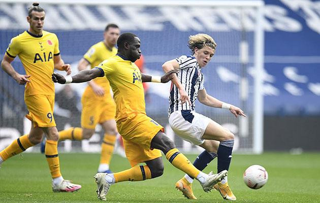 Вест Бромвич Альбион - Тоттенхэм Хотспур 0:1 (8-й тур АПЛ 2020/21)