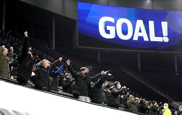Тоттенхэм Хотспур - Арсенал 2:0 (11-й тур АПЛ 2020/21)
