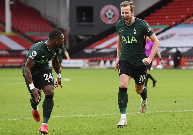 Шеффилд Юнайтед - Тоттенхэм Хотспур 1:3 (19-й тур АПЛ 2020/21)
