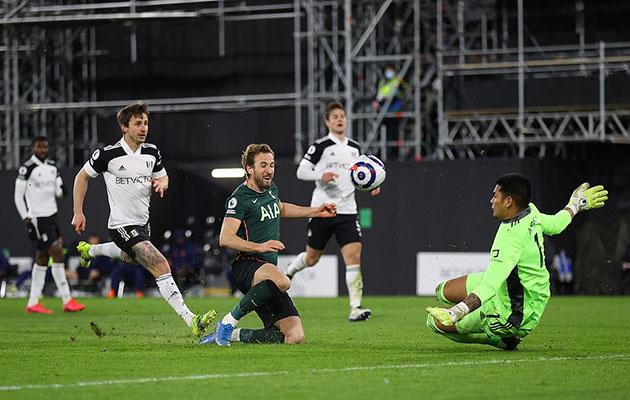 Фулхэм - Тоттенхэм Хотспур 0:1 (27-й тур АПЛ 2020/21)