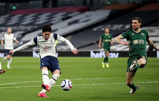 Тоттенхэм Хотспур - Шеффилд Юнайтед 4:0 (34-й тур АПЛ 2020/21)